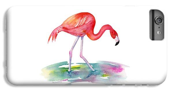 Flamingo Step IPhone 6 Plus Case