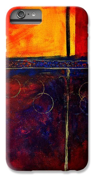 Flash Abstract Painting IPhone 6 Plus Case