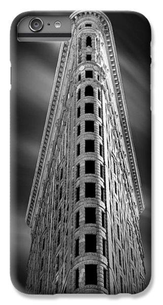 Building iPhone 6 Plus Case - Flatiron Nights by Az Jackson
