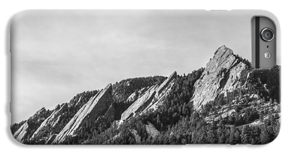 Flatirons B W IPhone 6 Plus Case