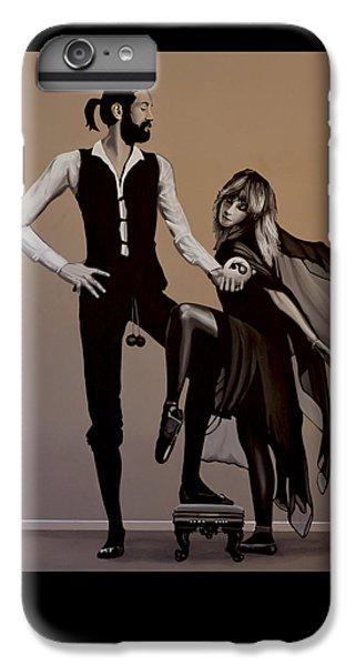 Albatross iPhone 6 Plus Case - Fleetwood Mac Rumours by Paul Meijering