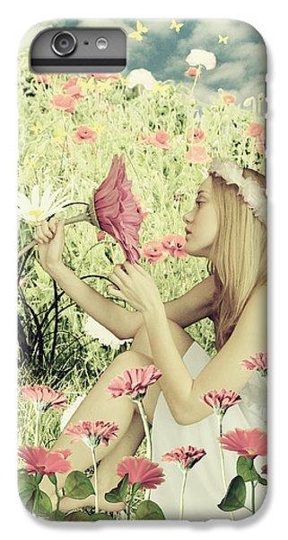 Flora IPhone 6 Plus Case by Linda Lees