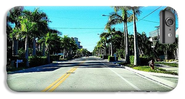 Sunny iPhone 6 Plus Case - Florida Drive by Jonathan Keane
