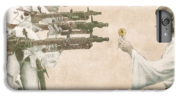 Nature iPhone 6 Plus Case - Flowers For Alderaan by Eric Fan