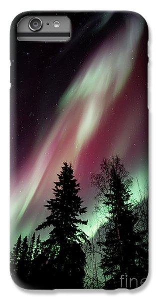 Beautiful iPhone 6 Plus Case - Flowing Colours by Priska Wettstein