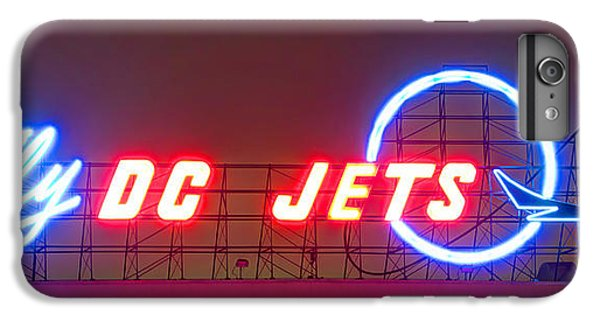 Fly Dc Jets IPhone 6 Plus Case