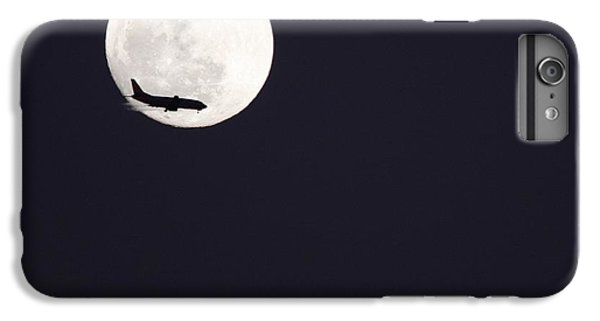 IPhone 6 Plus Case featuring the photograph Fly Me To The Moon by Nathan Rupert
