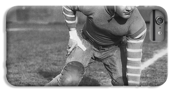 Football Fullback Player IPhone 6 Plus Case by Underwood Archives