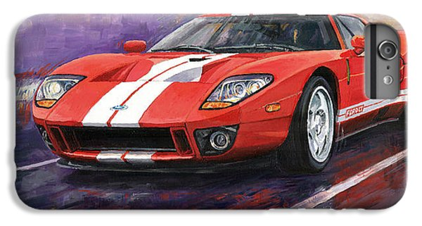 Ford Gt 2005 IPhone 6 Plus Case by Yuriy  Shevchuk