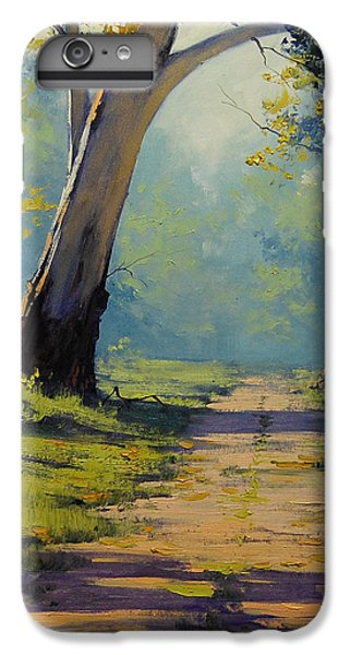 Nature Trail iPhone 6 Plus Case - Forest Gums by Graham Gercken