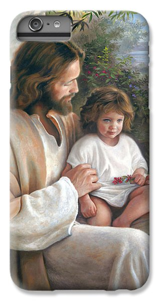Christ iPhone 6 Plus Case - Forever And Ever by Greg Olsen