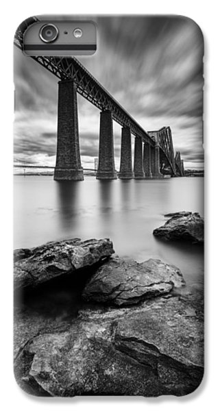 Forth Bridge IPhone 6 Plus Case by Dave Bowman