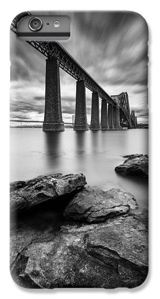Building iPhone 6 Plus Case - Forth Bridge by Dave Bowman