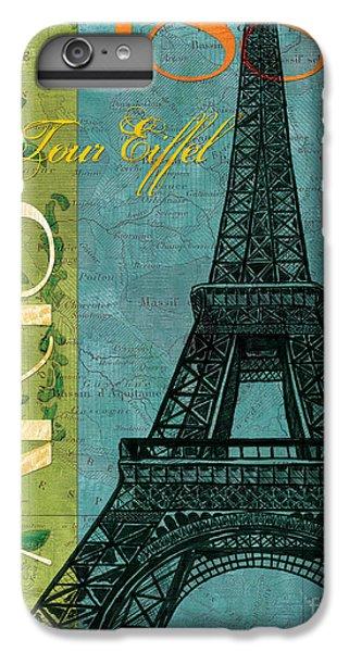 Francaise 1 IPhone 6 Plus Case by Debbie DeWitt