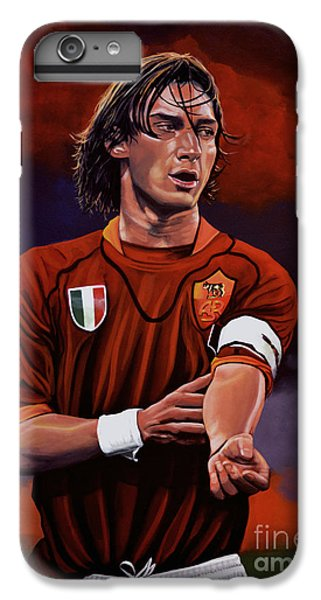 Francesco Totti IPhone 6 Plus Case