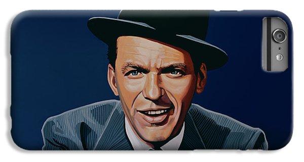 Frank Sinatra IPhone 6 Plus Case by Paul Meijering