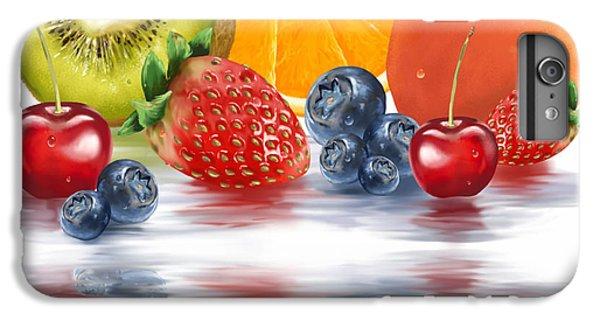 Fresh Fruits IPhone 6 Plus Case