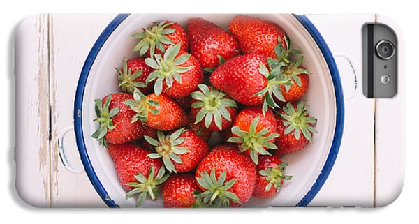 Fresh Strawberries  IPhone 6 Plus Case by Viktor Pravdica