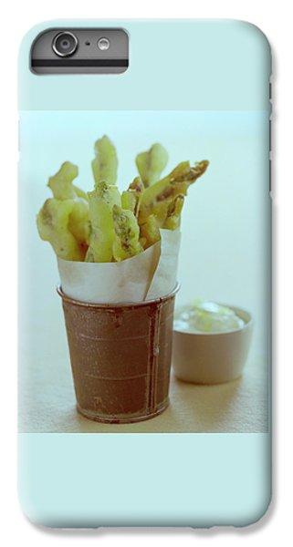 Fried Asparagus IPhone 6 Plus Case