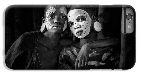 Africa iPhone 6 Plus Case - Friends by Jose Beut