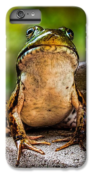 Frog Prince Or So He Thinks IPhone 6 Plus Case