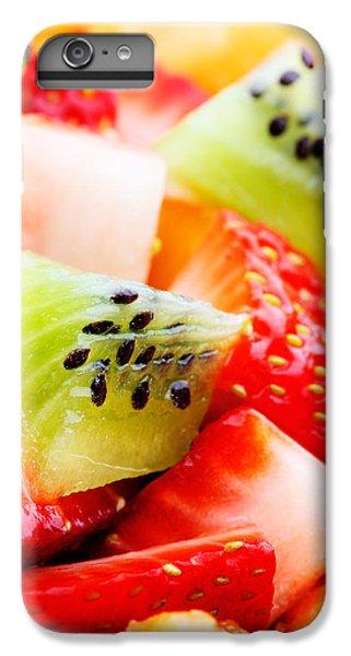 Fruit Salad Macro IPhone 6 Plus Case