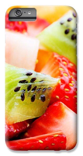 Fruit Salad Macro IPhone 6 Plus Case by Johan Swanepoel