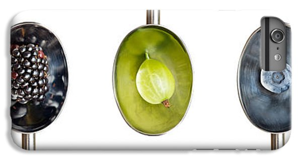 Fruit Spoons IPhone 6 Plus Case by Tim Gainey