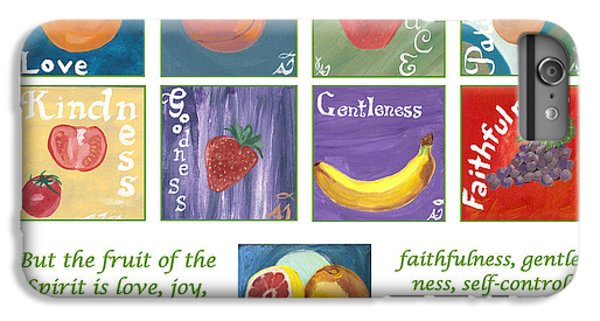 Fruit Of The Spirit iPhone 6 Plus Cases | Fine Art America