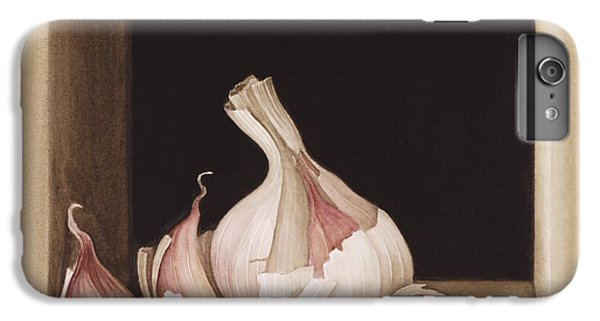 Garlic IPhone 6 Plus Case by Jenny Barron