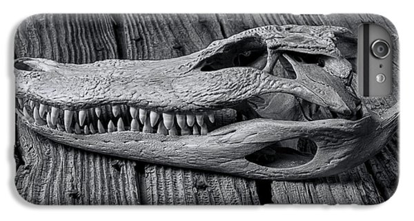 Gator Black And White IPhone 6 Plus Case