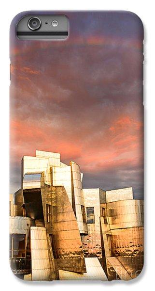 Gehry Rainbow IPhone 6 Plus Case by Joe Mamer