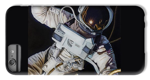 Gemini Iv- Ed White IPhone 6 Plus Case by Simon Kregar