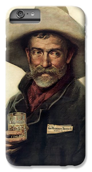 George Wiedemann's Brewing Company C. 1900 IPhone 6 Plus Case by Daniel Hagerman