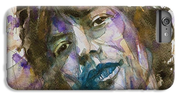 Musician iPhone 6 Plus Case - Gimmie Shelter by Paul Lovering