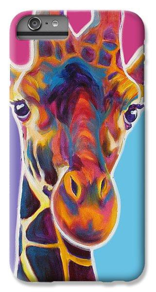 Giraffe - Marius IPhone 6 Plus Case by Alicia VanNoy Call
