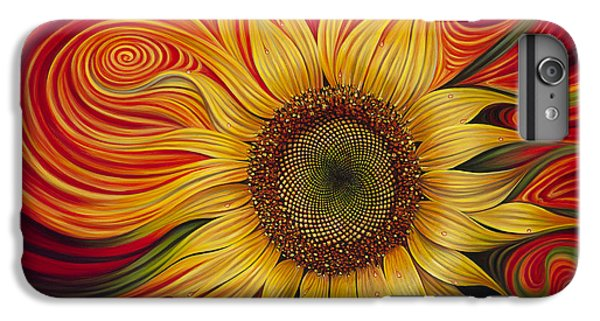 Girasol Dinamico IPhone 6 Plus Case