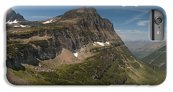 Glacier National Park Panorama IPhone 6 Plus Case
