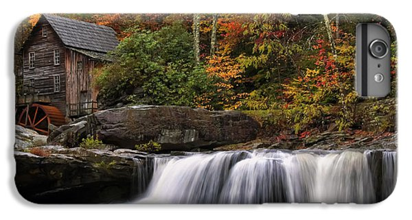 Glade Creek Grist Mill - Photo IPhone 6 Plus Case
