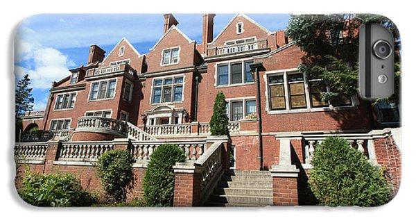 Glensheen Mansion Exterior IPhone 6 Plus Case by Amanda Stadther