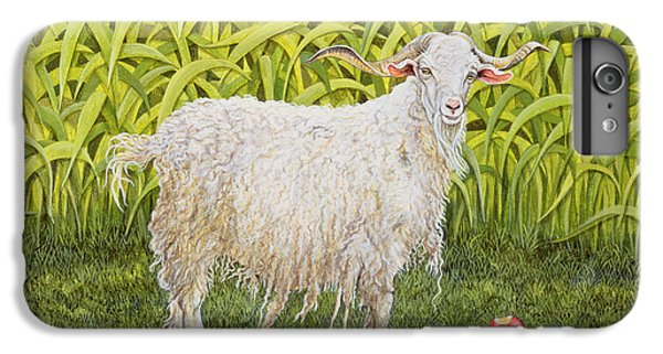 Goat IPhone 6 Plus Case by Ditz