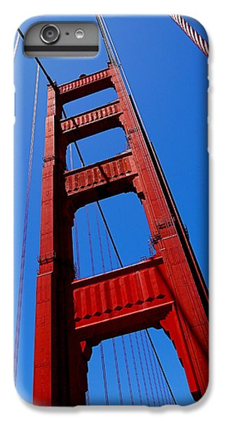Golden Gate Tower IPhone 6 Plus Case