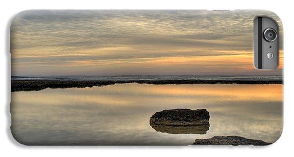 Water Ocean iPhone 6 Plus Case - Golden Horizon by Stelios Kleanthous