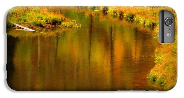 Golden Reflections IPhone 6 Plus Case