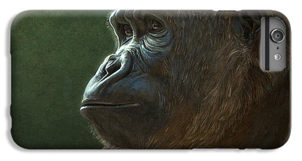 Gorilla IPhone 6 Plus Case by Aaron Blaise