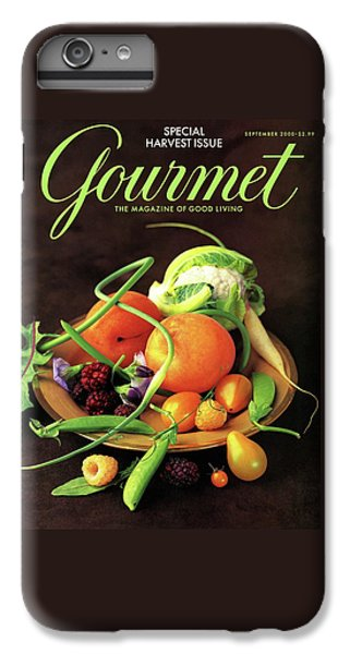Gourmet Cover Featuring A Variety Of Fruit IPhone 6 Plus Case by Romulo Yanes