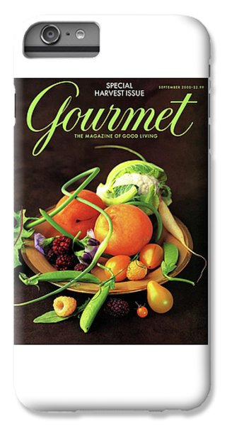 Gourmet Cover Featuring A Variety Of Fruit IPhone 6 Plus Case