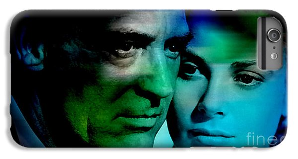Grace Kelly And Cary Grant IPhone 6 Plus Case by Marvin Blaine