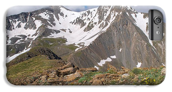 Grays And Torreys Peak IPhone 6 Plus Case