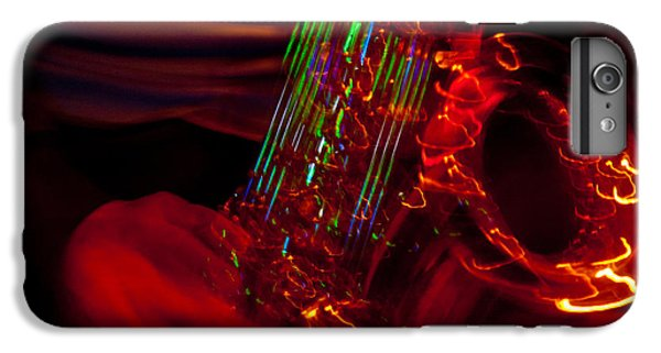 IPhone 6 Plus Case featuring the photograph Great Sax by Alex Lapidus